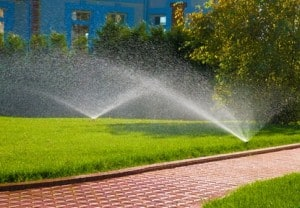 Residential irrigation design