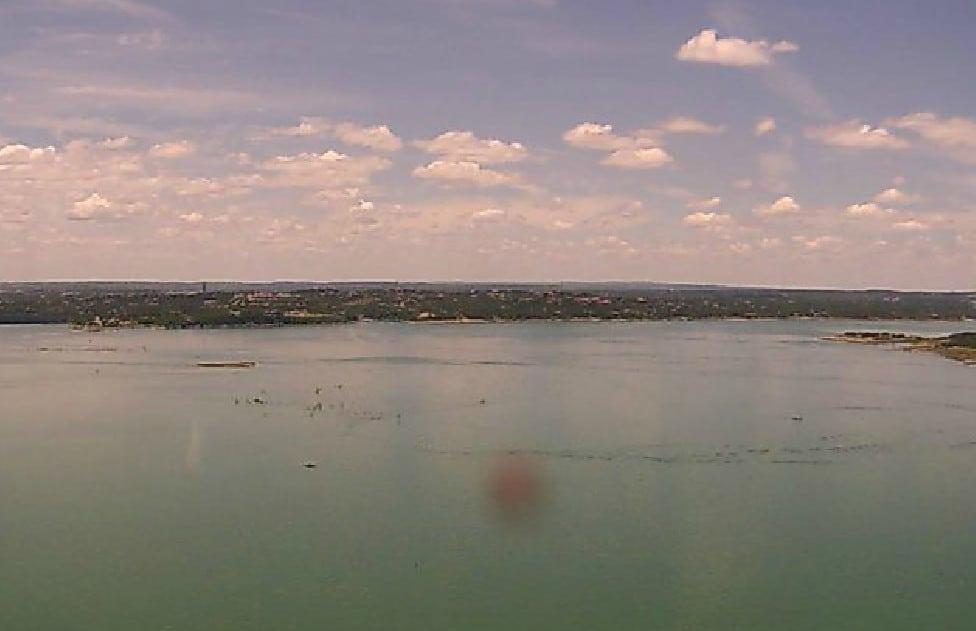 Lake Travis today!