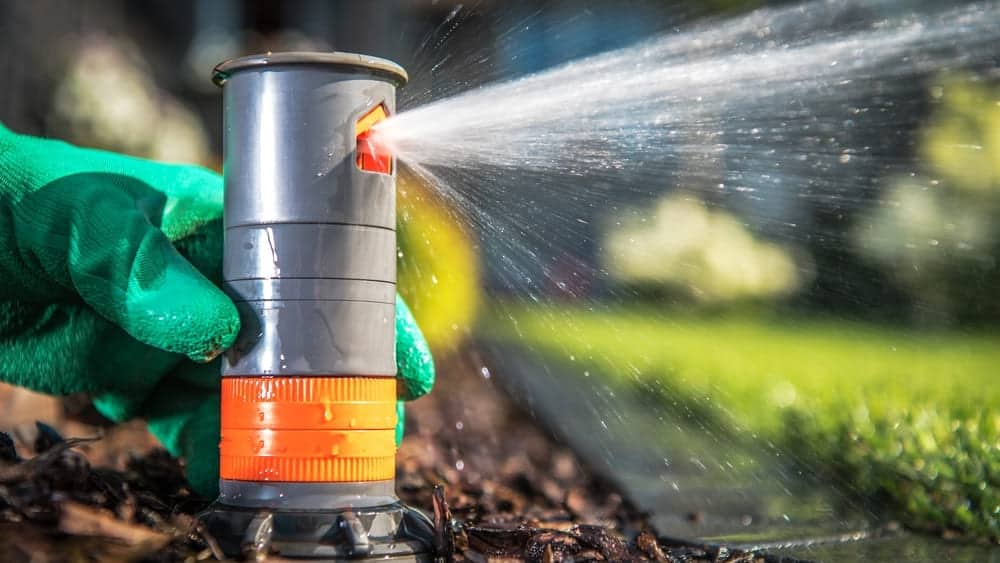 Is Your Sprinkler System Ready for Summer